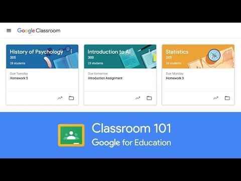 Google Classroom update maakt toetsen beter en makkelijker ...
