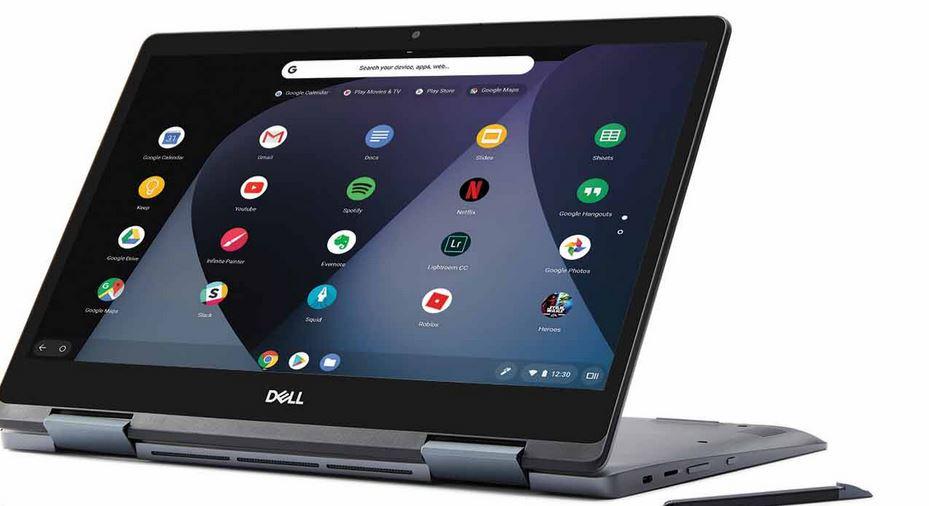 Chromebook van Dell