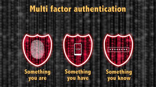 Multi-factor authenticatie (MFA) is een goed wapen om je cybersecurity mee te versterken