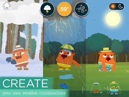 STEM-apps: Marco Polo Weather